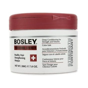 Bosley Hair Products Review