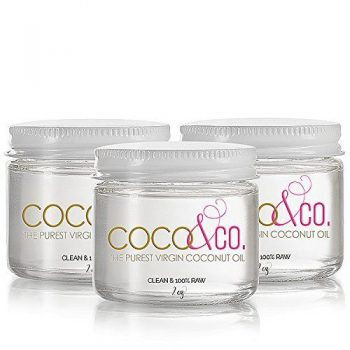 COCO & Co. Organic Pure Extra Virgin Coconut Oil