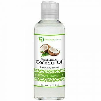 Premium Nature Fractionated Coconut Oil Massage Oil