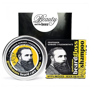 Professor Fuzzyworth's Beard Shampoo