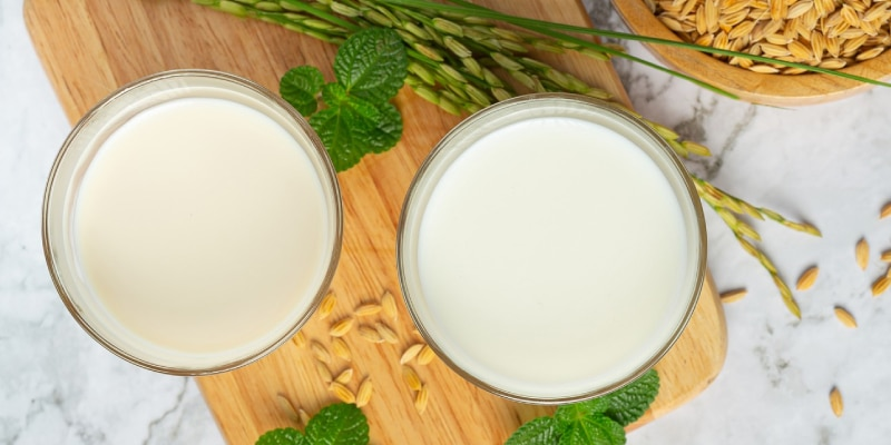 Rice Water Rinse for Hair Growth