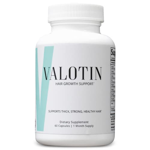Valotin Hair Growth Support Union of Barbers