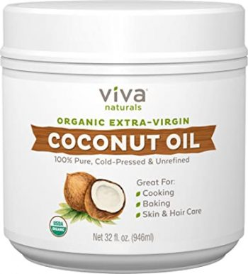 Viva Naturals Organic Extra Virgin Coconut Oil