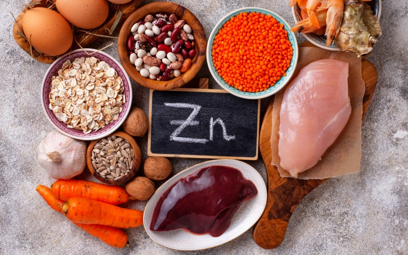 Zinc - Product for Thinning Edges