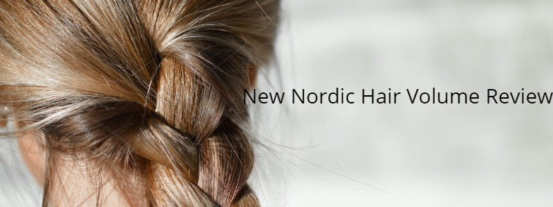 New Nordic Hair Volume Review