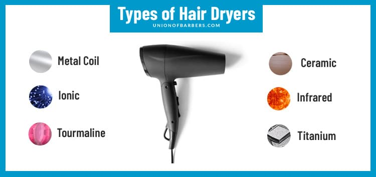 types-of-hair-blowers